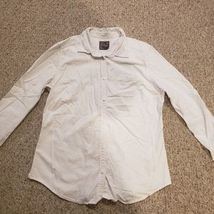 Women's AE long sleeve button up size large